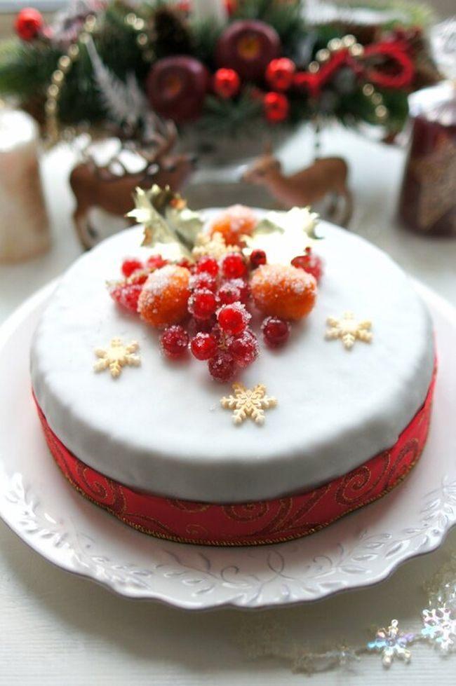 Засахаренные ягоды