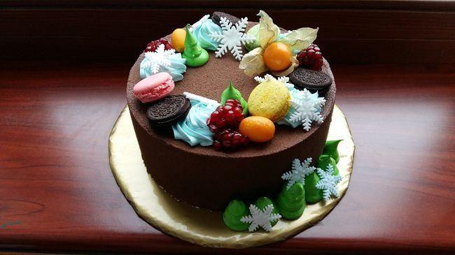 Декор для десерта