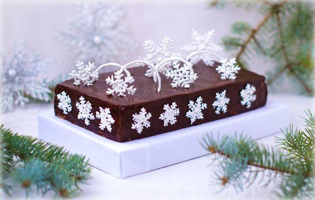 Объемные снежинки