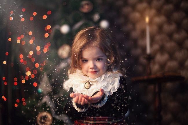 Рождественские стихи для детей