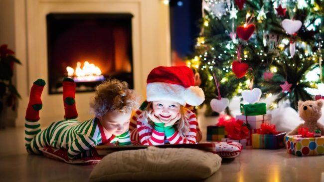 Загадки для детей про Новый год