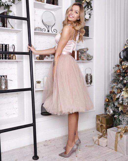 Потрясающие новогодние платья
