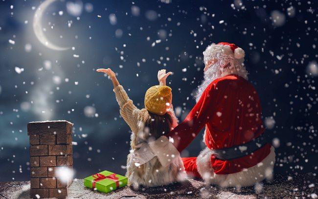 Видео-поздравление от Деда Мороза с Новым годом 2022