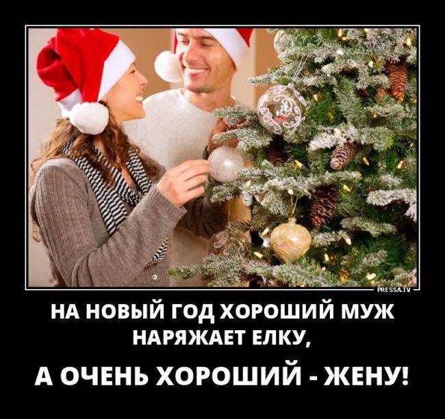 смешная картинка на новый год