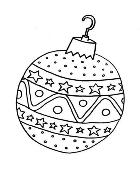 шаричек на елку