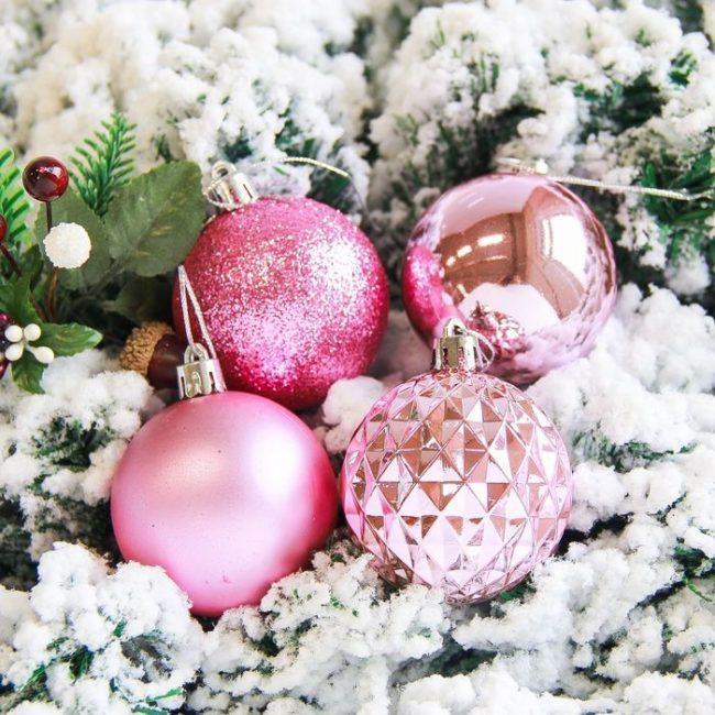 подарочный набор шариков