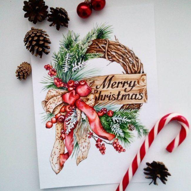 Рождествеснкий скетч