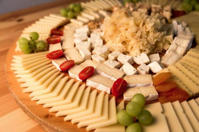 сыр на год Быка