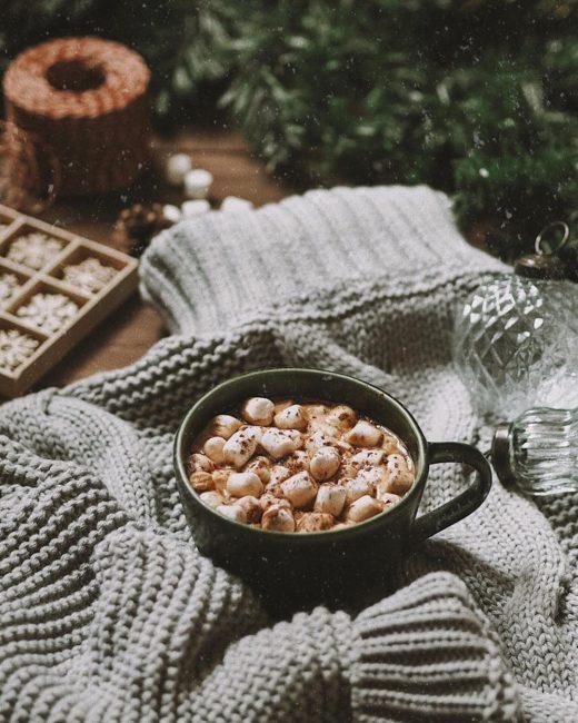 рождественское фото