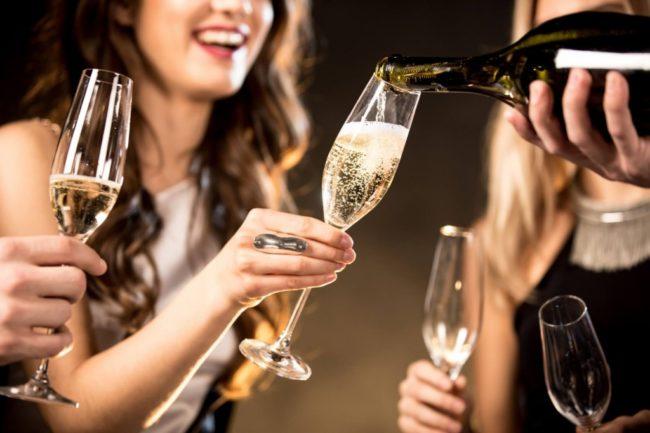 Приметы про шампанское на 2021 год
