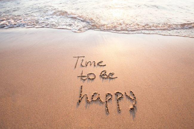 время для счастья