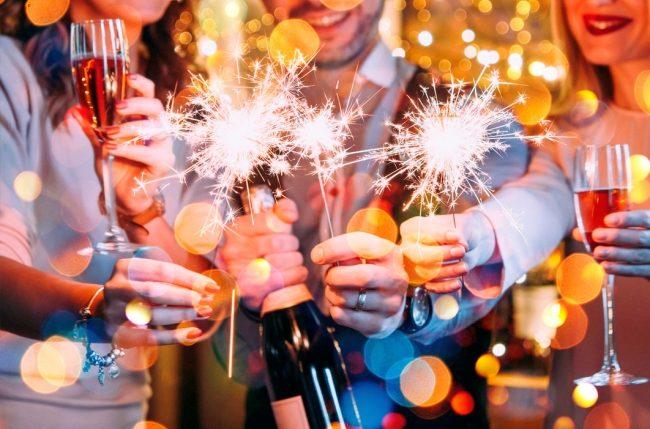 Новогодний сценарий на год Быка