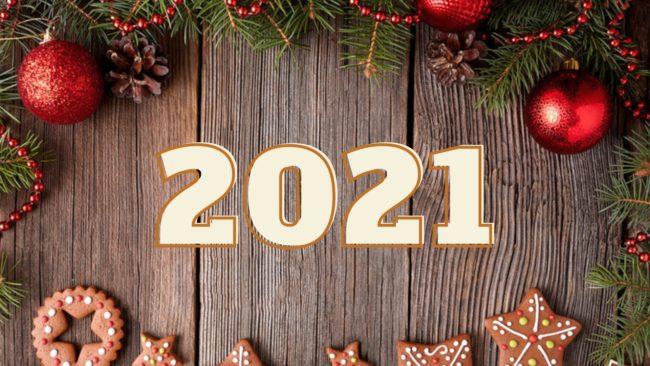 2021 обои