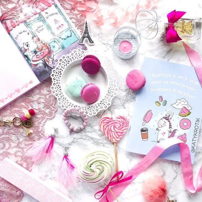Новогодние подарки для девочки
