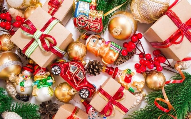 Идеи новогодних подарков для мальчика