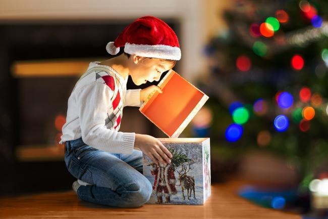 Что подарить мальчику на Новый год 2022