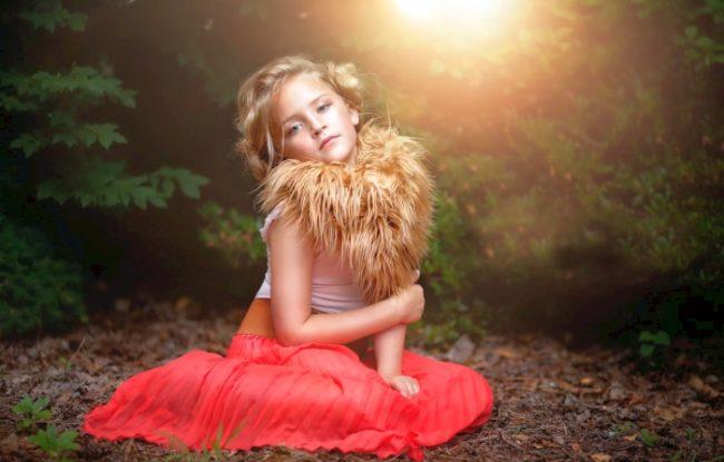 Модное имя для Девочки-Тигра