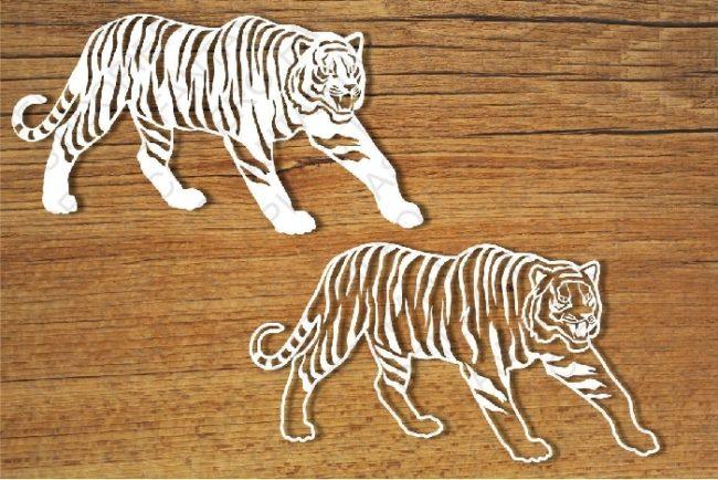 Вытананки Тигров
