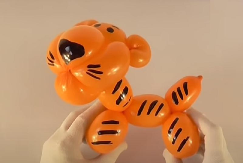 из воздушных шаров