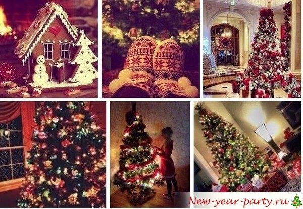 традиции празднования нового года