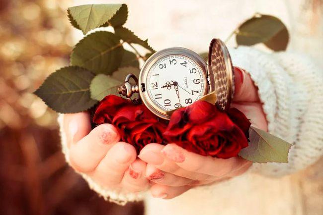 Часы на Новый год