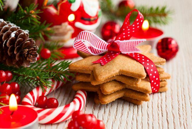 Сладости - традиционный рождественский подарок