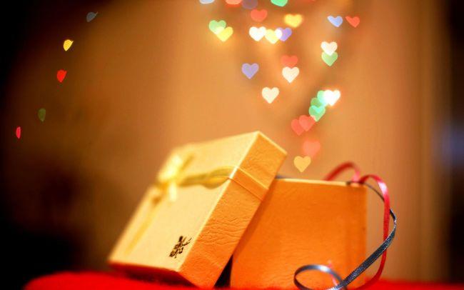 Необычные подарочки
