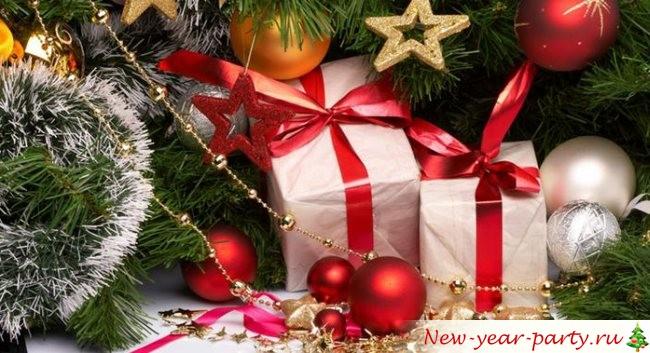 Дешевые Новогодние подарки
