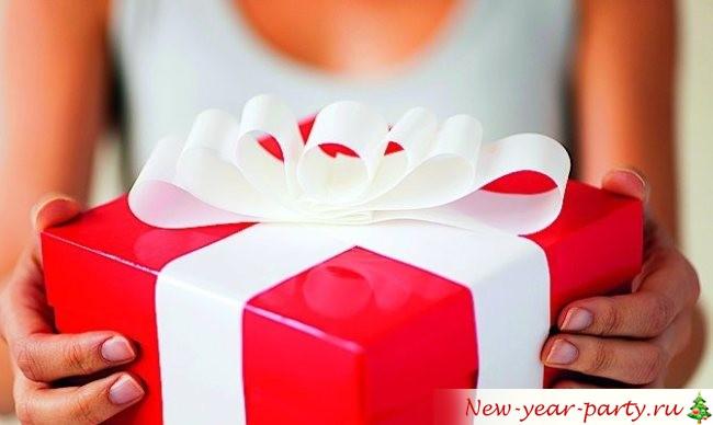 Новогодний подарок для папы