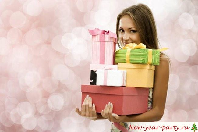 Приятные новогодние сюрпризы