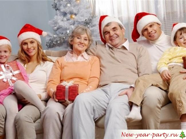 Что подарить на Новый год свёкру и свекрови