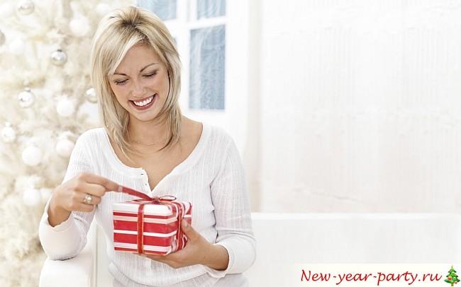 Новый год 2018 и приятные сюрпризы для милых дам
