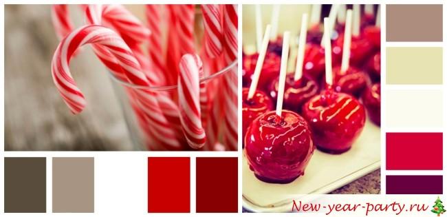 Красный - цвет 2016 года