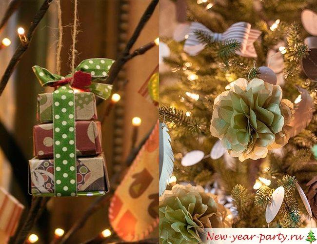 подарочки на елку