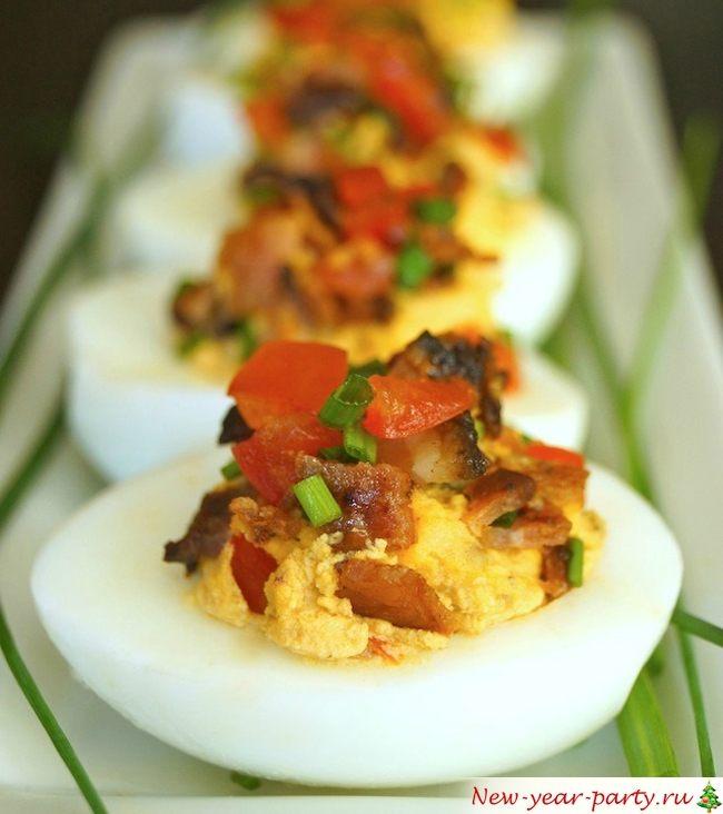Начинка для яиц