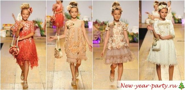 3bde75e4315e903 Детские Новогодние платья 2020 — для маленьких принцесс. Новогодние платья  для девочек. Новый год ...