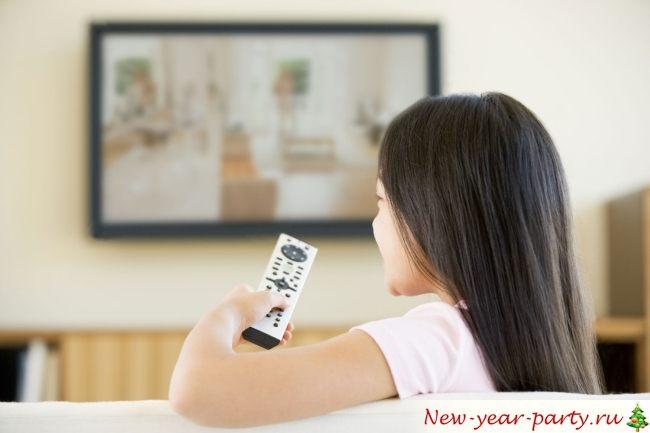 Предсказание с помощью телевизора