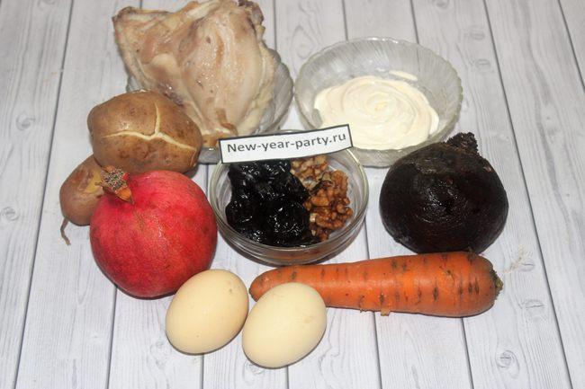 Ингредиенты для браслета