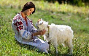 Имя девочке в год козы