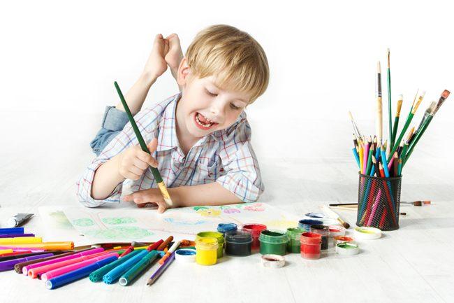 Для творческого ребенка