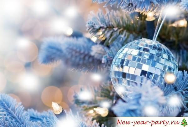 История новогодних праздников