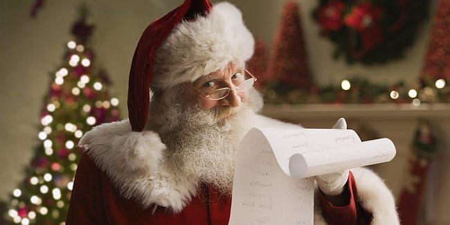 История появления Санта-Клауса в разных странах мира