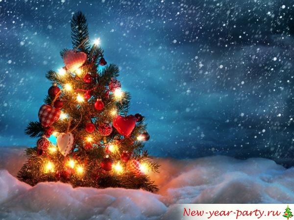 К чему снится новогодняя елка - толкование