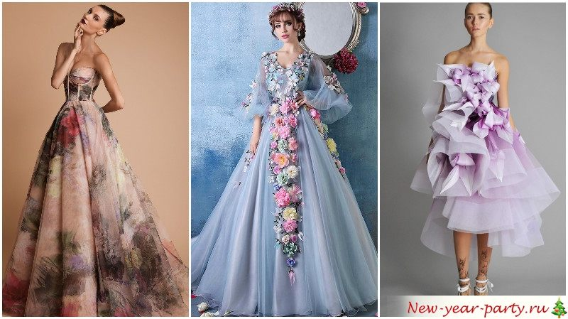 Удивительные платья
