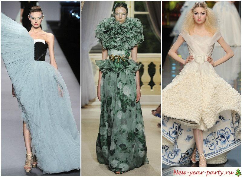 Как выбрать новогоднее платье