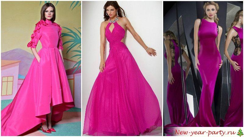Шикарные платья для новогоднего бала