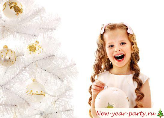 Как встретить Новый год вдвоем с ребенком? Веселые идеи 2018