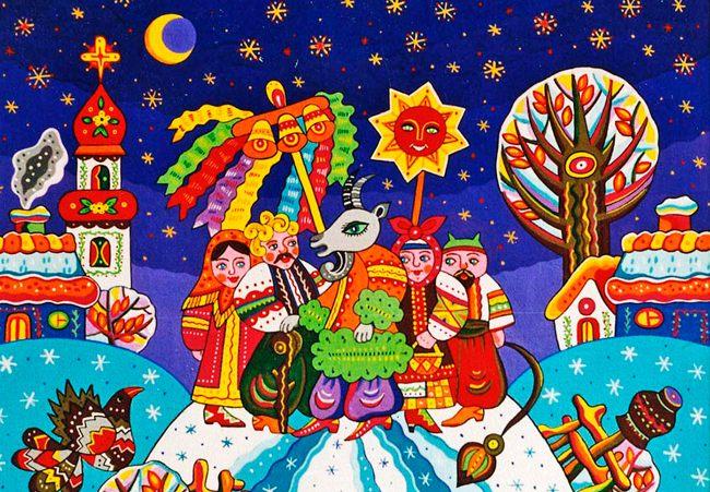 Щедровки на Новый год по старому календарю