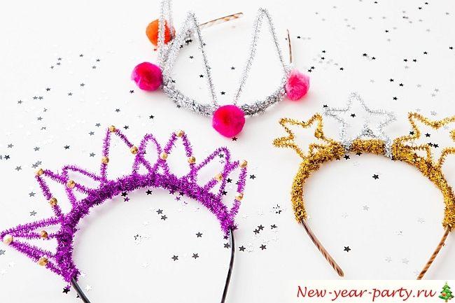 Новогодние поздравления своими руками 2016