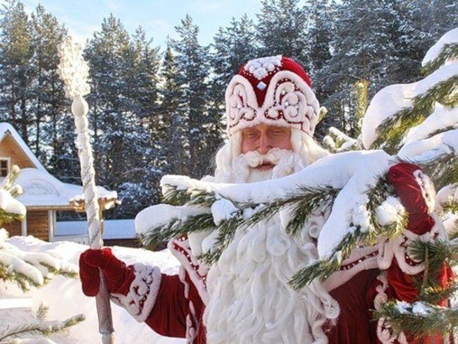 фото резиденции Снегурчки